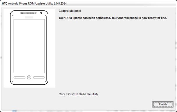 Update step 13 608x388 - آموزش فلش گوشی های htc به صورت تصویری