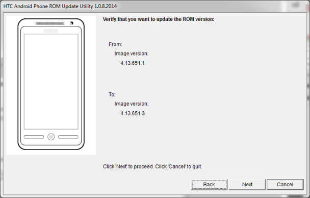 Update step 6 608x388 - آموزش فلش گوشی های htc به صورت تصویری