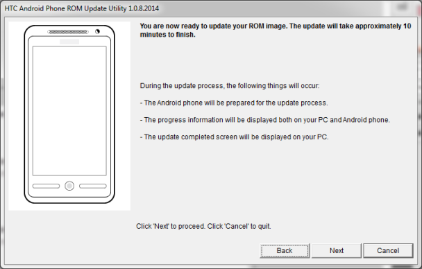 Update step 7 608x388 - آموزش فلش گوشی های htc به صورت تصویری