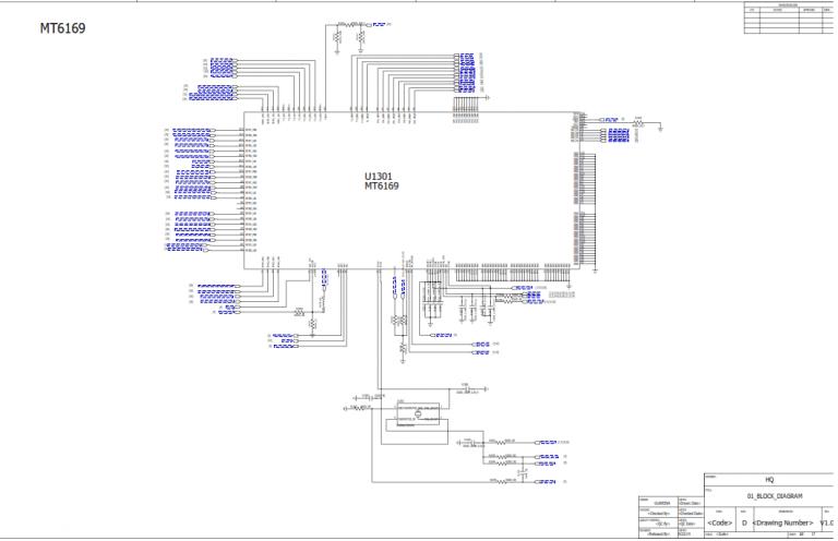 Lenovo A2010 schematics1 768x496 - دانلود شماتیک لنوو Lenovo A2010